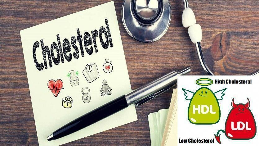 Stupendous Tips Hdl Cholesterol Cholesterol Recipes Health