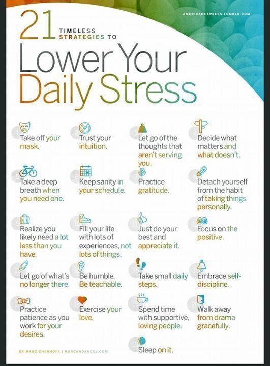 Stress Relief Quotes Instagram