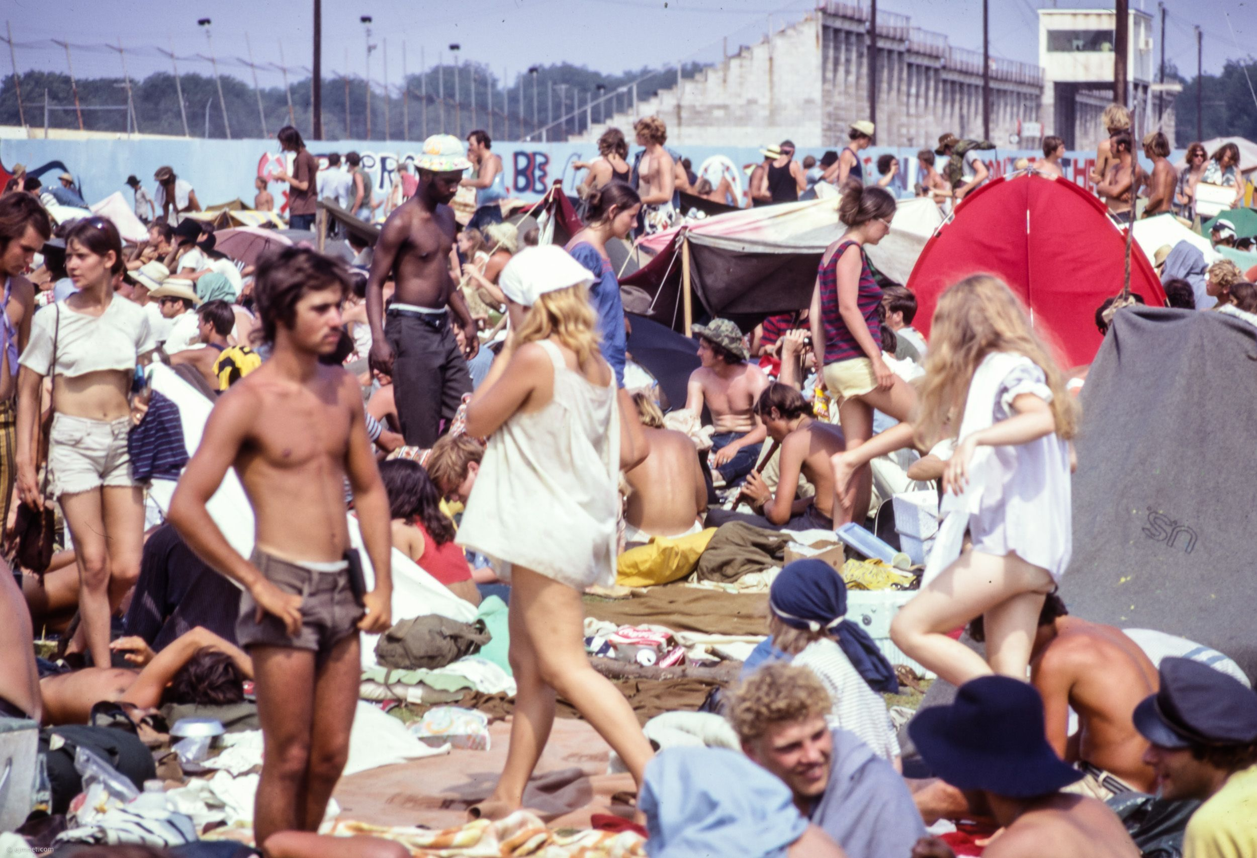 2ND ANNUAL ATLANTA POP FESTIVAL, 1970