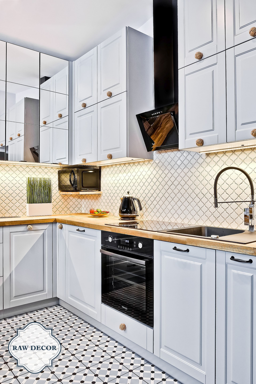 Pin By Raw Decor On Kuchnie Kitchen Raw Decor Kitchen Cabinets Home Decor