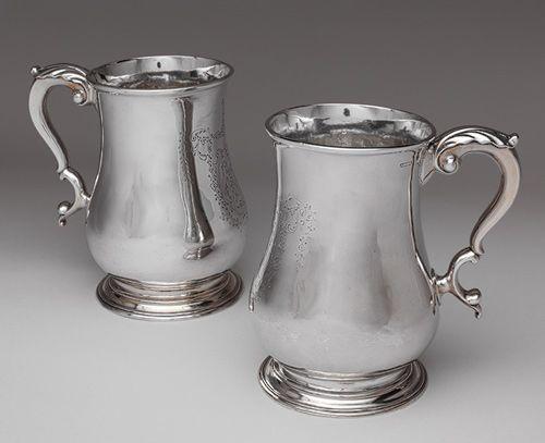 American Silver Vessel For Wine Beer And Punch Essay The Metropolitan Museum Of Art Heilbrunn Timeline History Paul Revere Americanism Essays