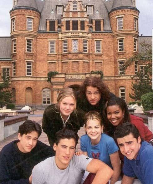 Gabrielle Union's 10 Things I Hate About You #TBT Post Will Break Your Goddamn Heart
