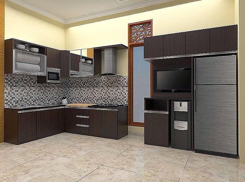 Desain Kitchen Set 2017 Desain Dapur Desain Dekorasi Rumah
