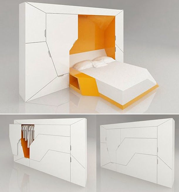 Boxetti Multifunctional Furniture By Rolands Landsberg ~ GoZiyan   Beyond  Every Thing