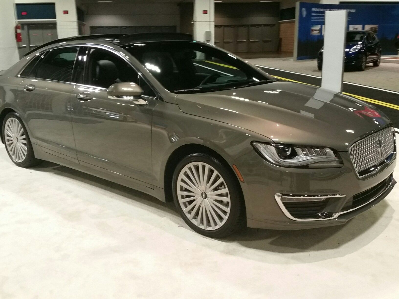 2017 lincoln mkz 400hp v6tt new tvd awd drivers pack cars lincoln motor company and motor company