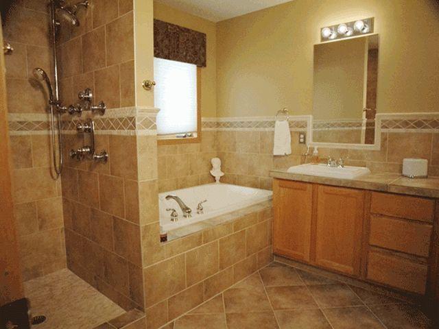 Bathroom Backsplash Ideas. Atomic Tile From Heritage Tile Used To ...