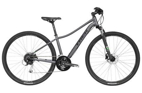 Trek Neko 3 2018 Womens Hybrid Bike Trek Bikes Bike Cool Bike Accessories