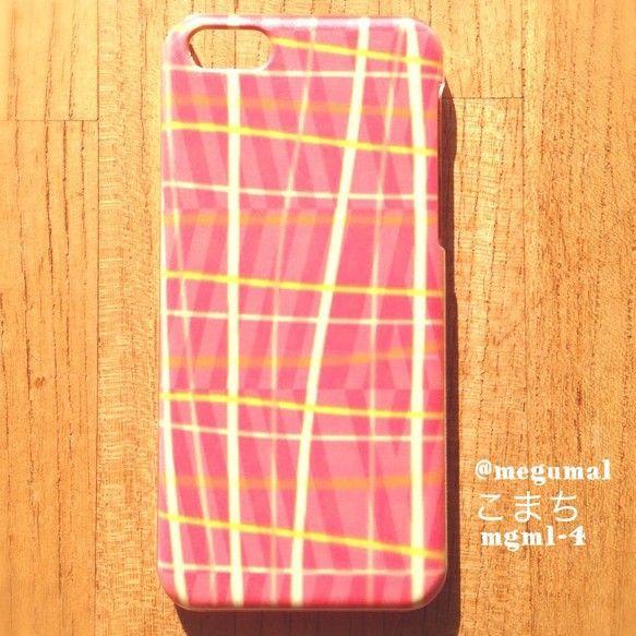 【メール便送料コミ】【iPhone4〜6対応】megumalのオリジナルデザイン「こまち」mgml-4可愛いものが大好きでも、かわいすぎずシンプルでちょっと粋...|ハンドメイド、手作り、手仕事品の通販・販売・購入ならCreema。