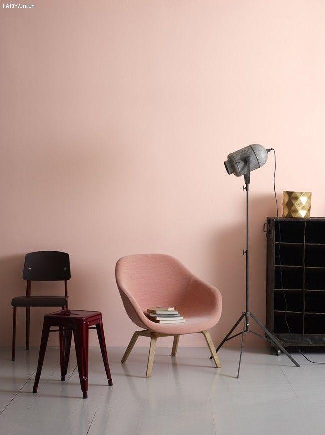 Billedresultat for jotun 9913 MATRIX | New home? | Pinterest | Pink ...