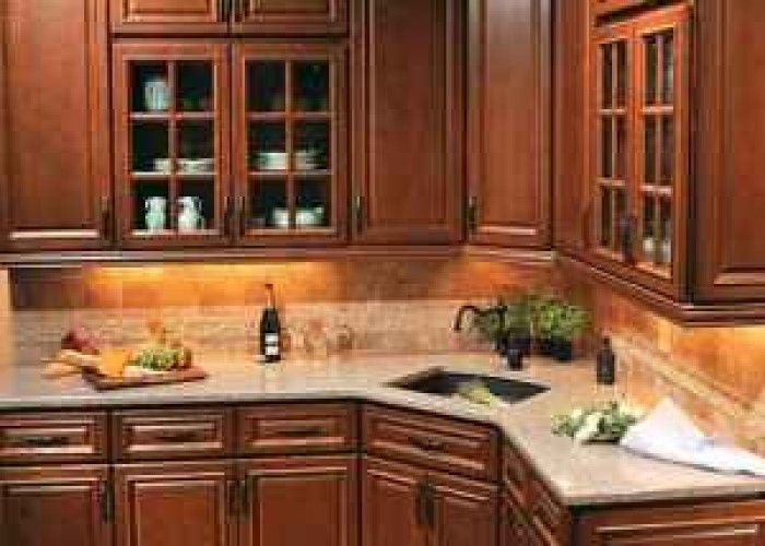 Cherry Kitchen Cabinets Cherry Kitchen Cabinets For Sale In Tulsa