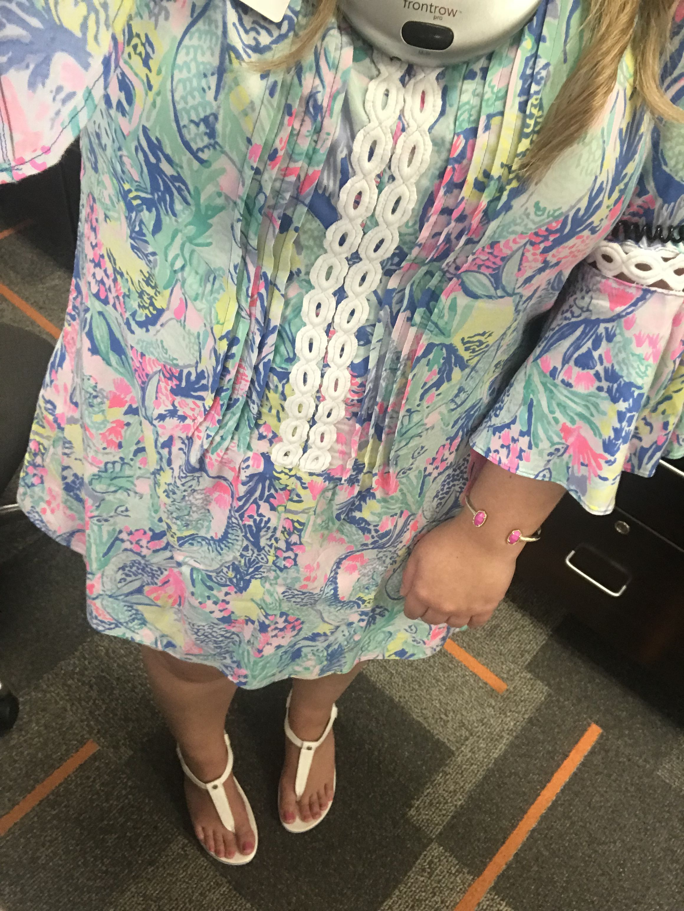 0cf655c9697 Lilly Pulitzer Hollie Tunic Dress in Mermaid s Cove