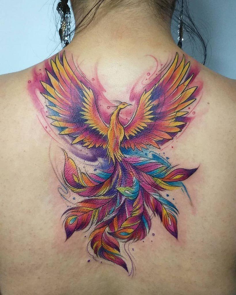 Pin By Ashley Zinke On Tatoo Phoenix Tattoo Feminine Pheonix Tattoo Body Art Tattoos