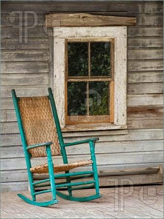 Picture Of Rocking Chair On Front Porch Of Cracker House Marjorie Kinnan  Rawlings Historic State Park Cross Creek Florida History Public Lan.