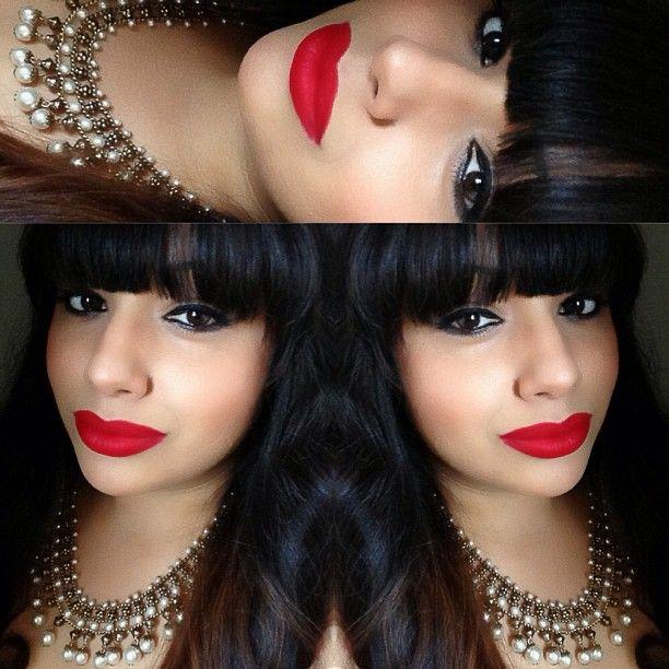 MAC Riri Woo Lipstick #LOTD❤#RIRIWOO @miidolceviita- #webstagram ...