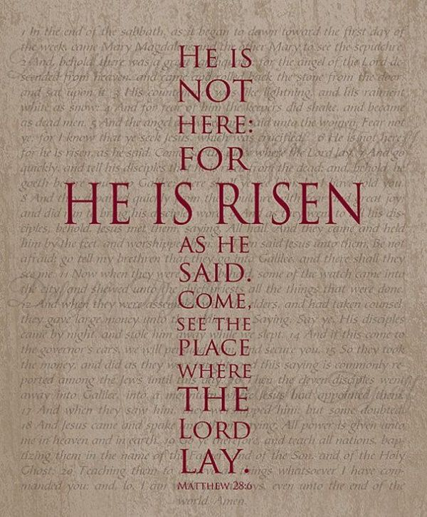 Christian Easter Quotes 65 Best And Religious Easter Quotes From The Bible  Easter Quote