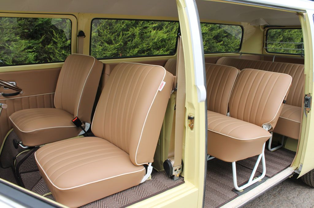 Strange Kens Customs Early Vw Bay Auto Upholstery Bus Interior Caraccident5 Cool Chair Designs And Ideas Caraccident5Info