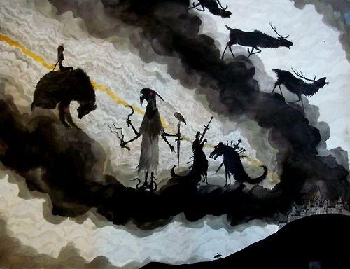 Strange Gods - New Gods of Ruin