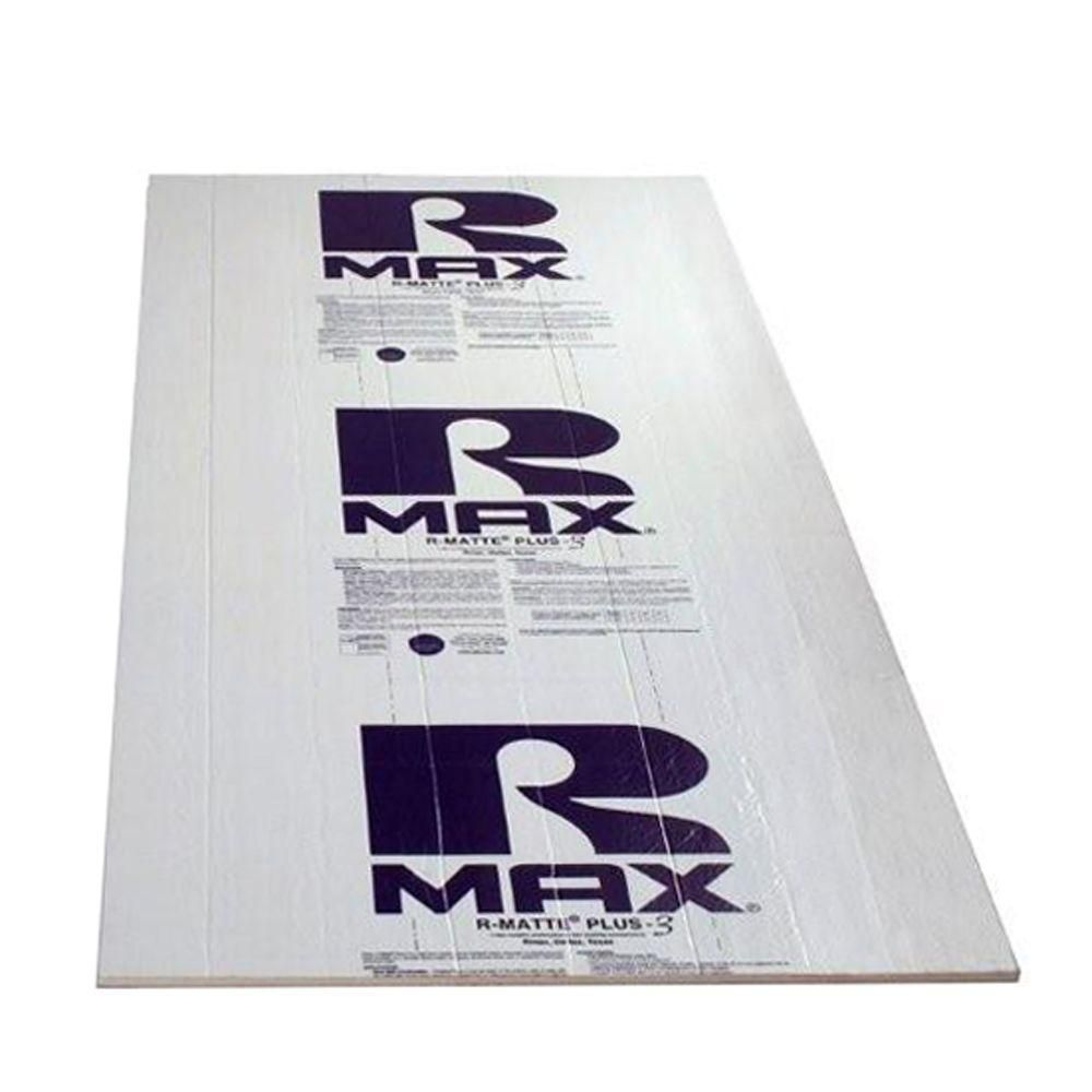 Thermasheath Rmax Thermasheath 3 1 In X 4 Ft X 8 Ft R 6 Polyisocyanurate Rigid Foam Insulation Board 787264 Foam Insulation Board Rigid Foam Insulation Insulation Board
