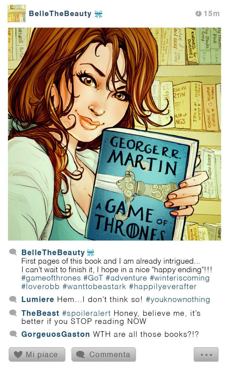 Si les personnages de disney avaient un compte instagram disney personnage disney dessin - Reponse la princesse ...