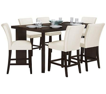 The Delano High Dining Table Adds A Modern Touch To Your Home And Itu0027s  Height Makes