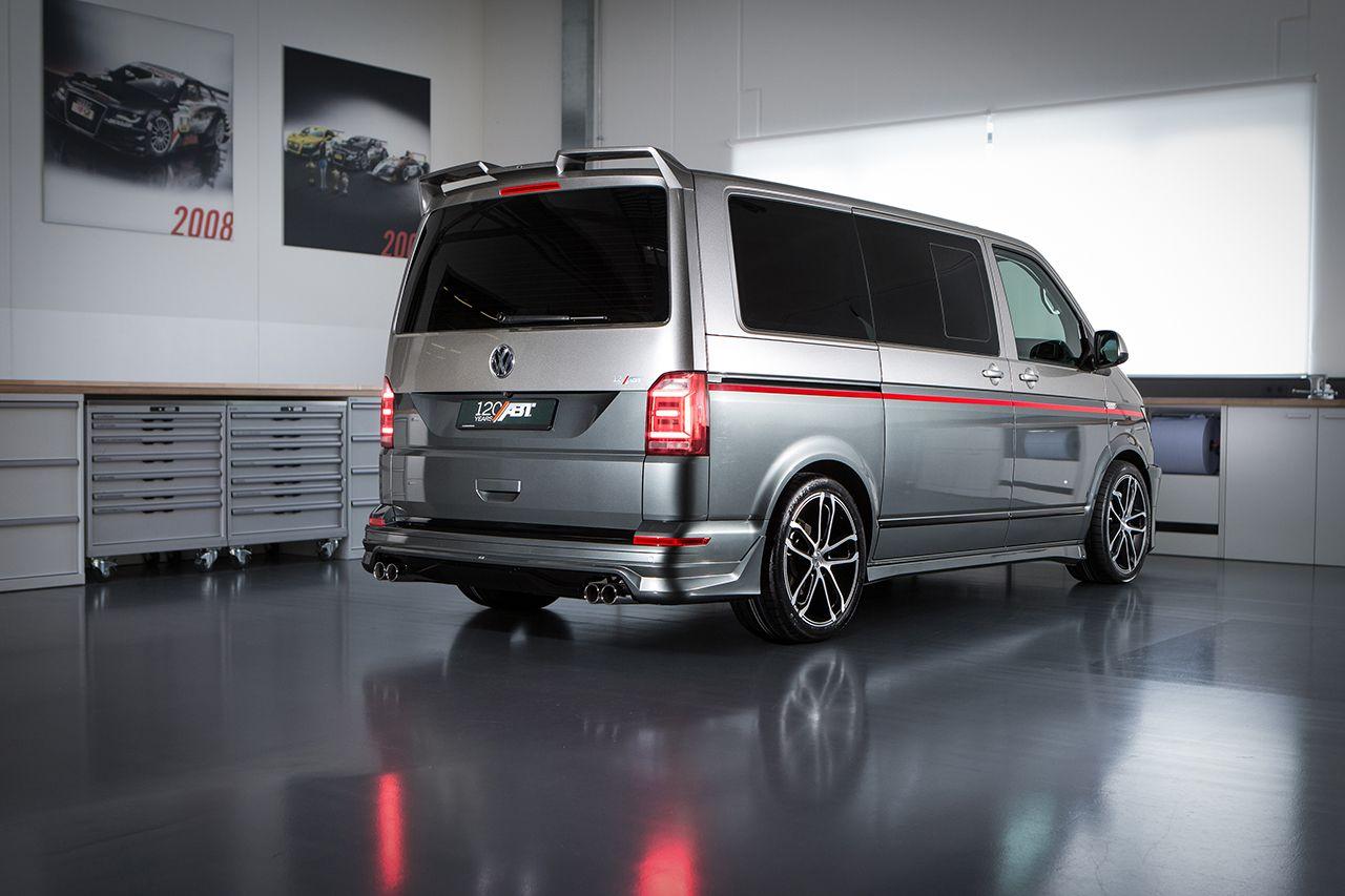 The Abt T6 Anniversary Edition Volkswagen Transporter Vans A