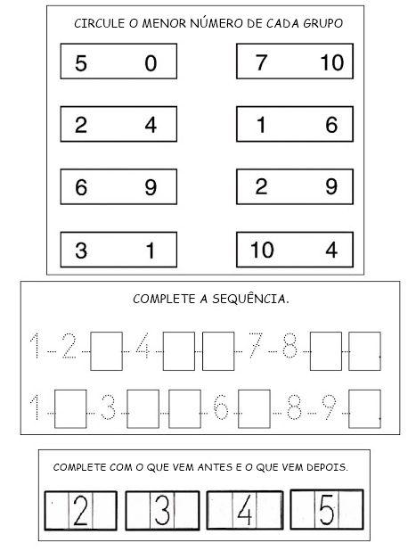 Resultado de imagem para desafios matematicos pre escolar