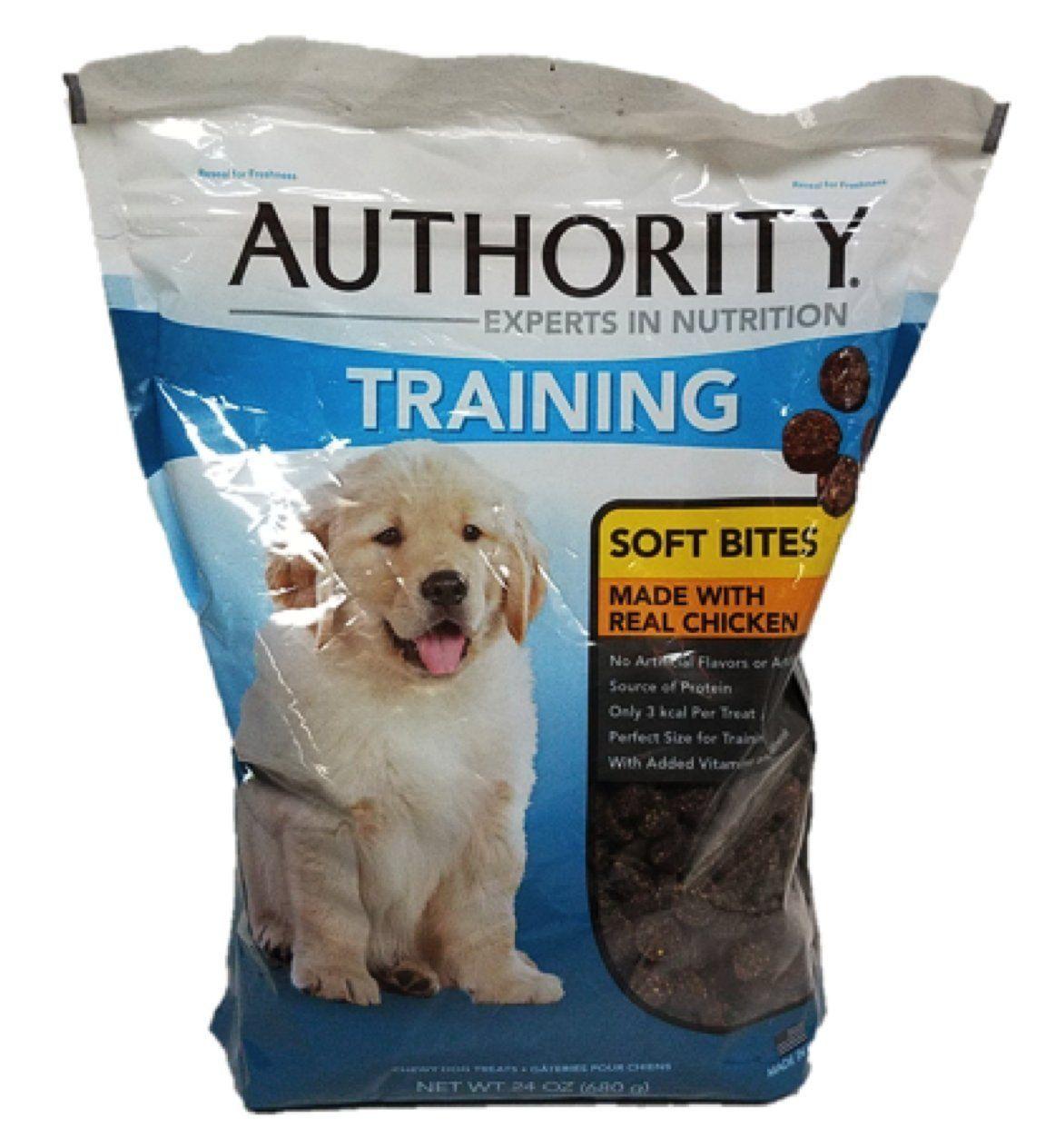 Authority Training Soft Bites Dog Treats 24 Ounces Check Out