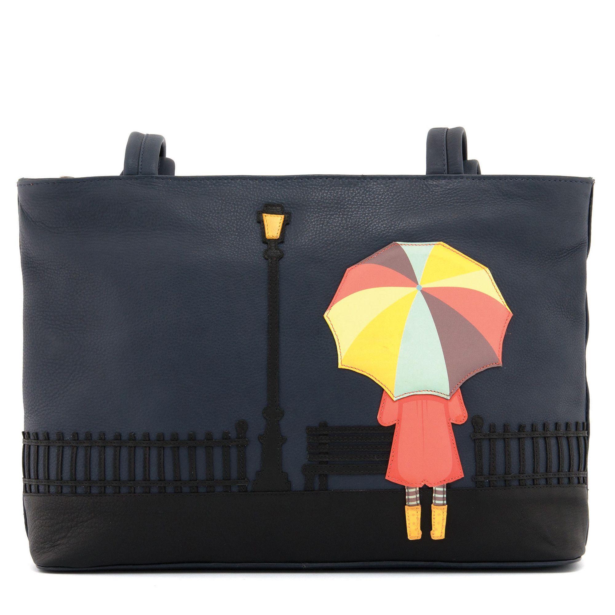 Yoshi Rainy Day Lique Leather Shoulder Bag Podarok