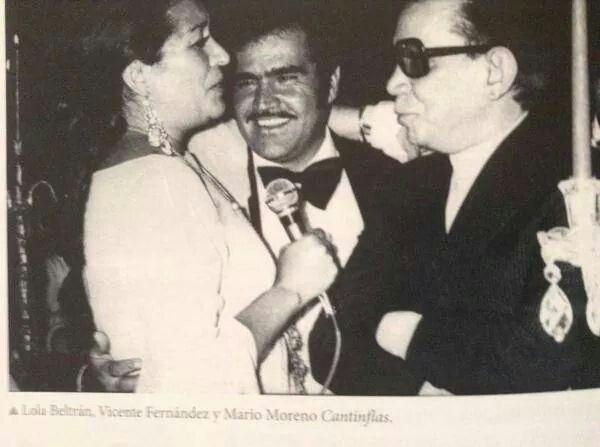 Cantinflas Lola Beltran Vicente Fernandez Cine Do Oro Mexico