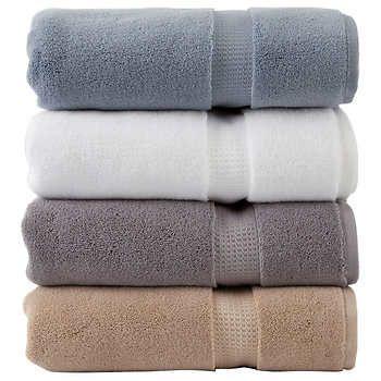 Turkish Finest 2 Piece Bath Towel Set White Bath Towels Bath Towel Sets Towel Set
