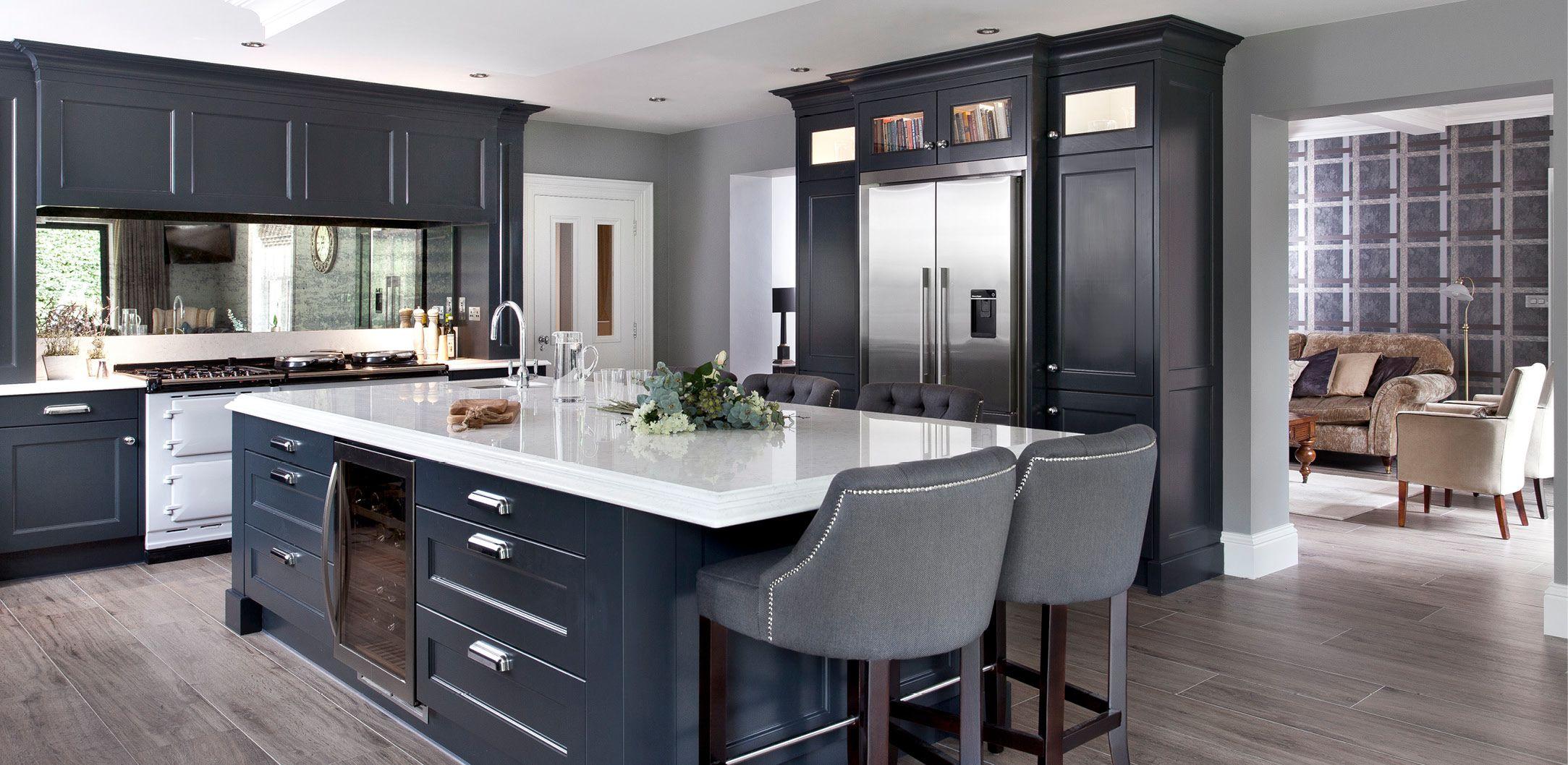 Modern Classic Kitchen, Omagh3 Classic kitchen design