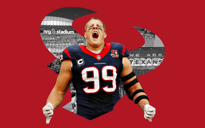 9 Wonderful Jj Watt Football Wallpapers 1080p For Your Pc Desktop Or Mac Wallpapers View And Download Inhttps Snowm Houston Texans Texans Football Wallpaper