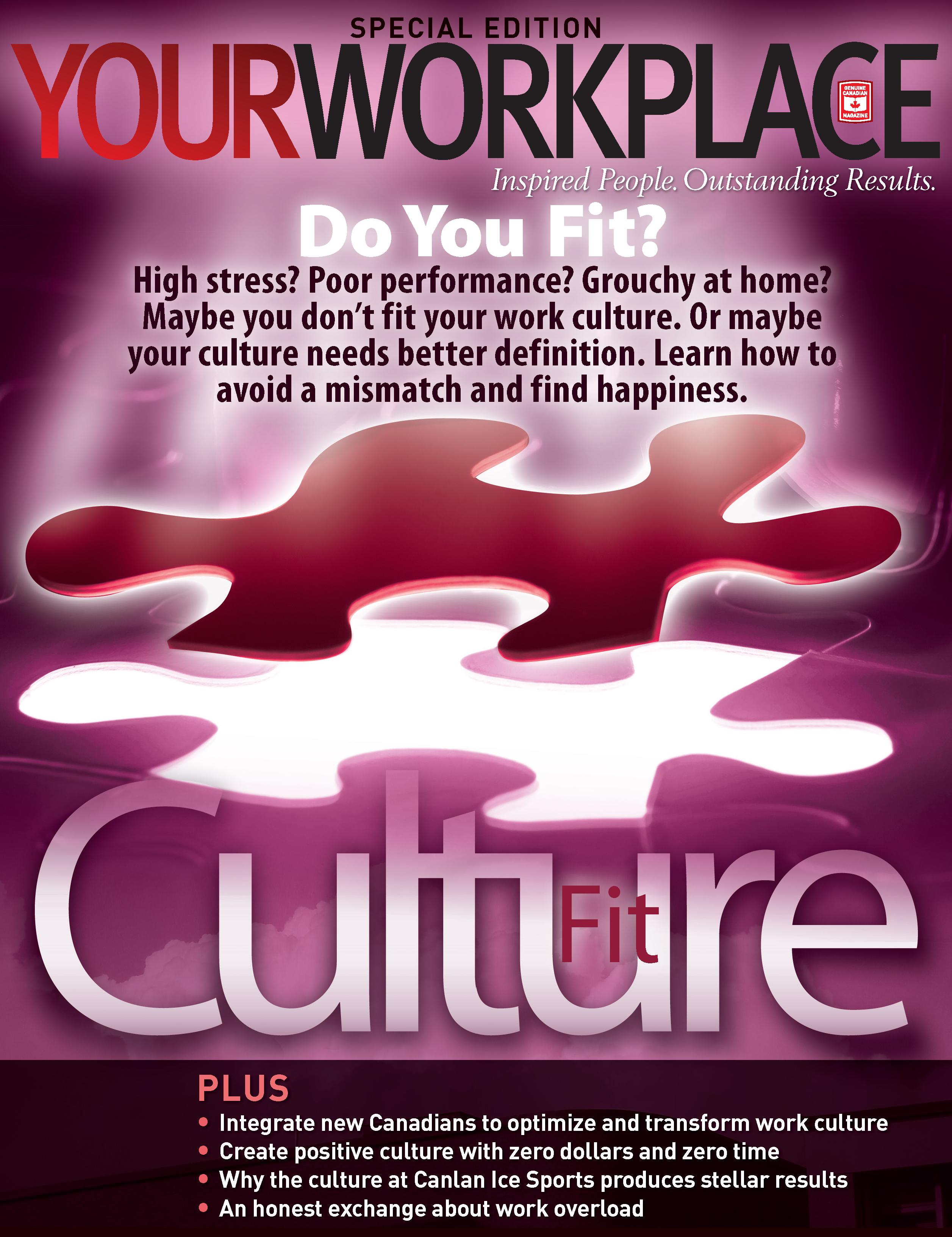 workplace magazine issue