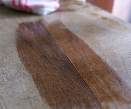 How To Stain Teak Furniture Ehow Teak Patio Furniture Staining Wood Teak Furniture