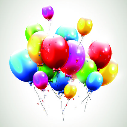 Real Birthday Balloons