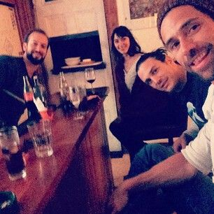 ** Matías Novoa y Amigos ** (Instagram)