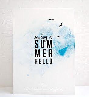 White Mood: Hello, July!