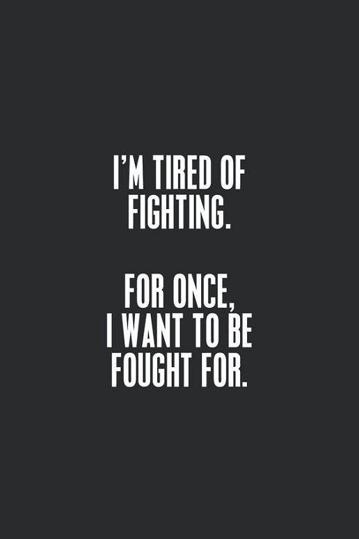 .NO ONE Fights For Me!! Iu0027ll Not Be Talking To Anyone, Nut NO ONE Comes To  Fight For Me! Wish Someone Will Come