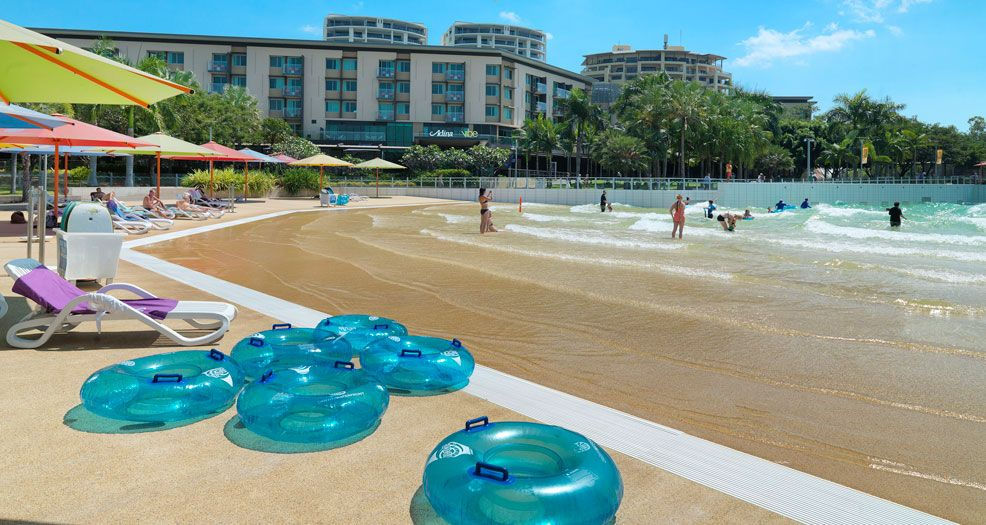 Located Close To The Darwin Cbd Vibe Hotel Waterfront Is Place For You