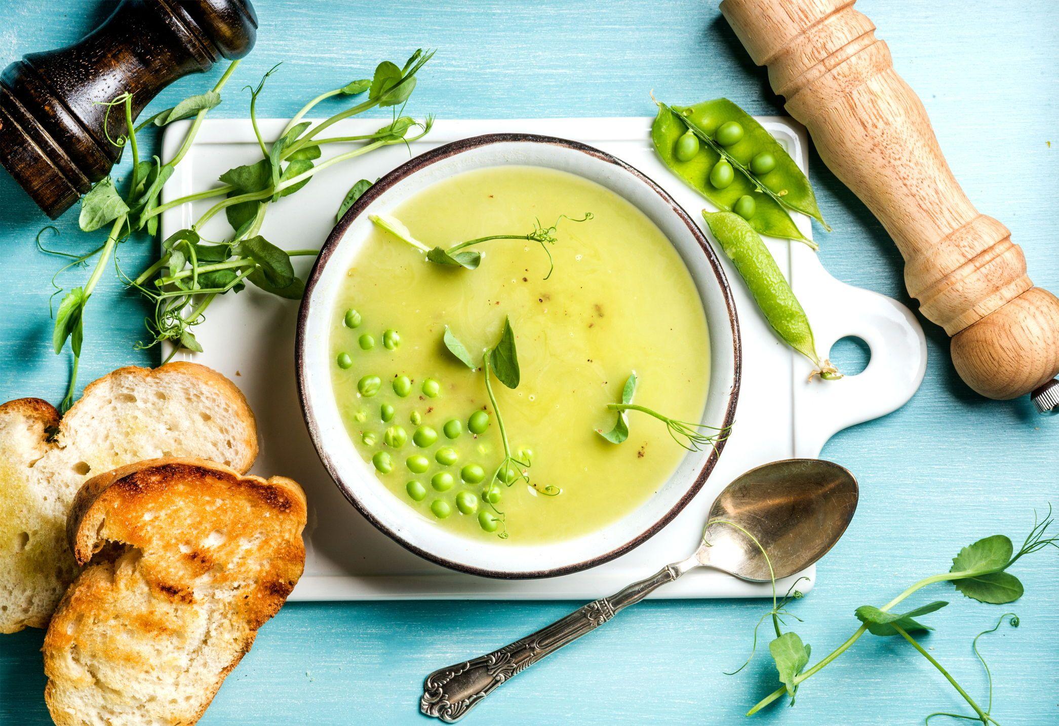 ingrediente dieta zuppa di verdure
