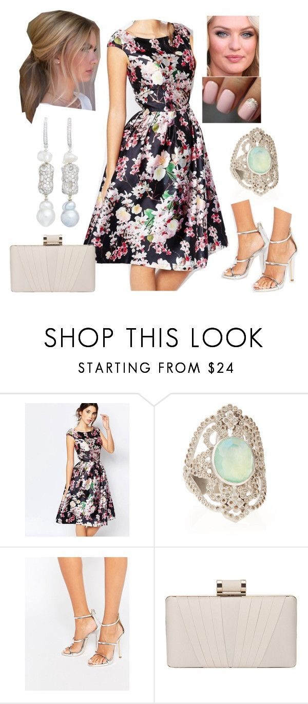 """""""Bez tytułu #18290"""" by sophies18 ❤ liked on Polyvore featuring Chi Chi, Armenta, Public Desire, Phase Eight and Margot McKinney"""
