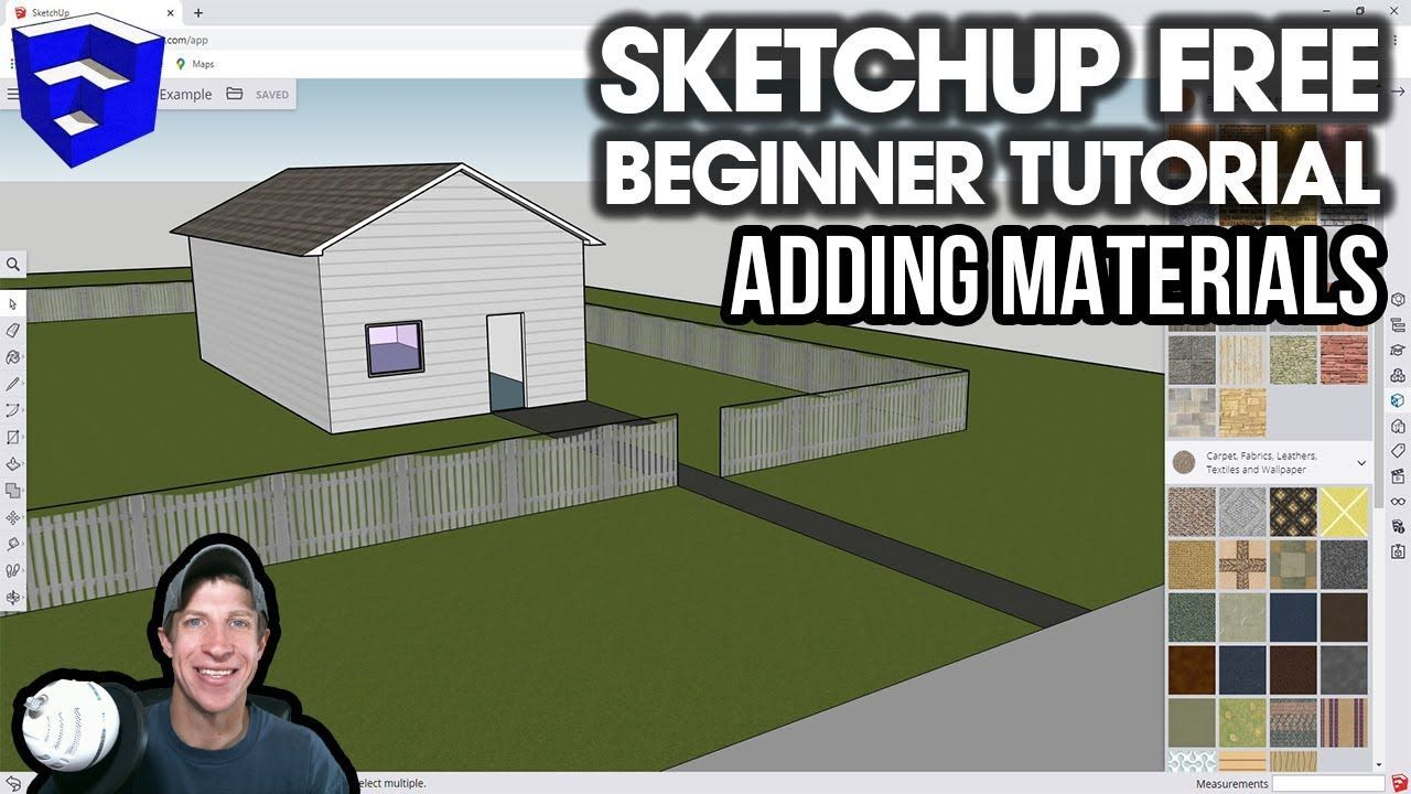 Getting Started With Sketchup Free Lesson 4 Working With