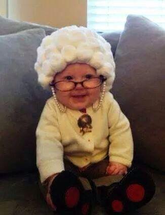 Golden Girls baby costume Halloween Pinterest Baby costumes - ridiculous halloween costume ideas