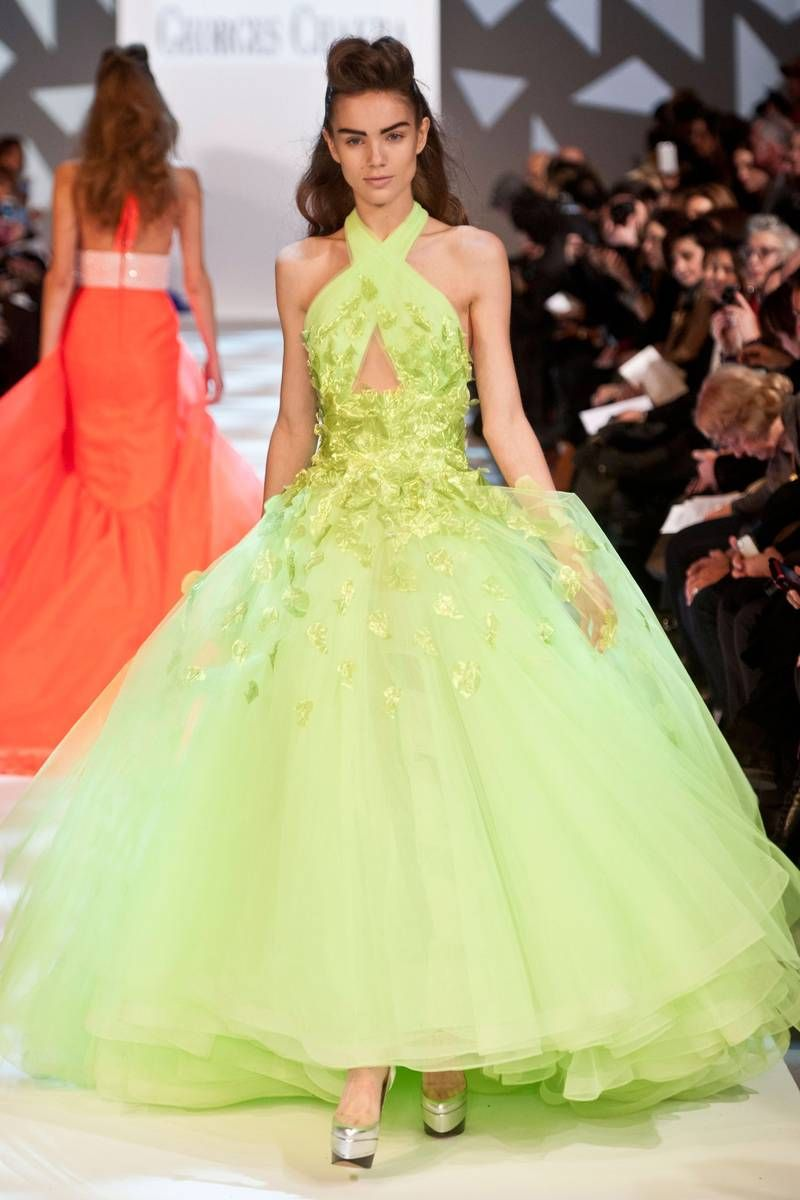 Georges Chakra Spring 2013 Couture 29 - The Cut