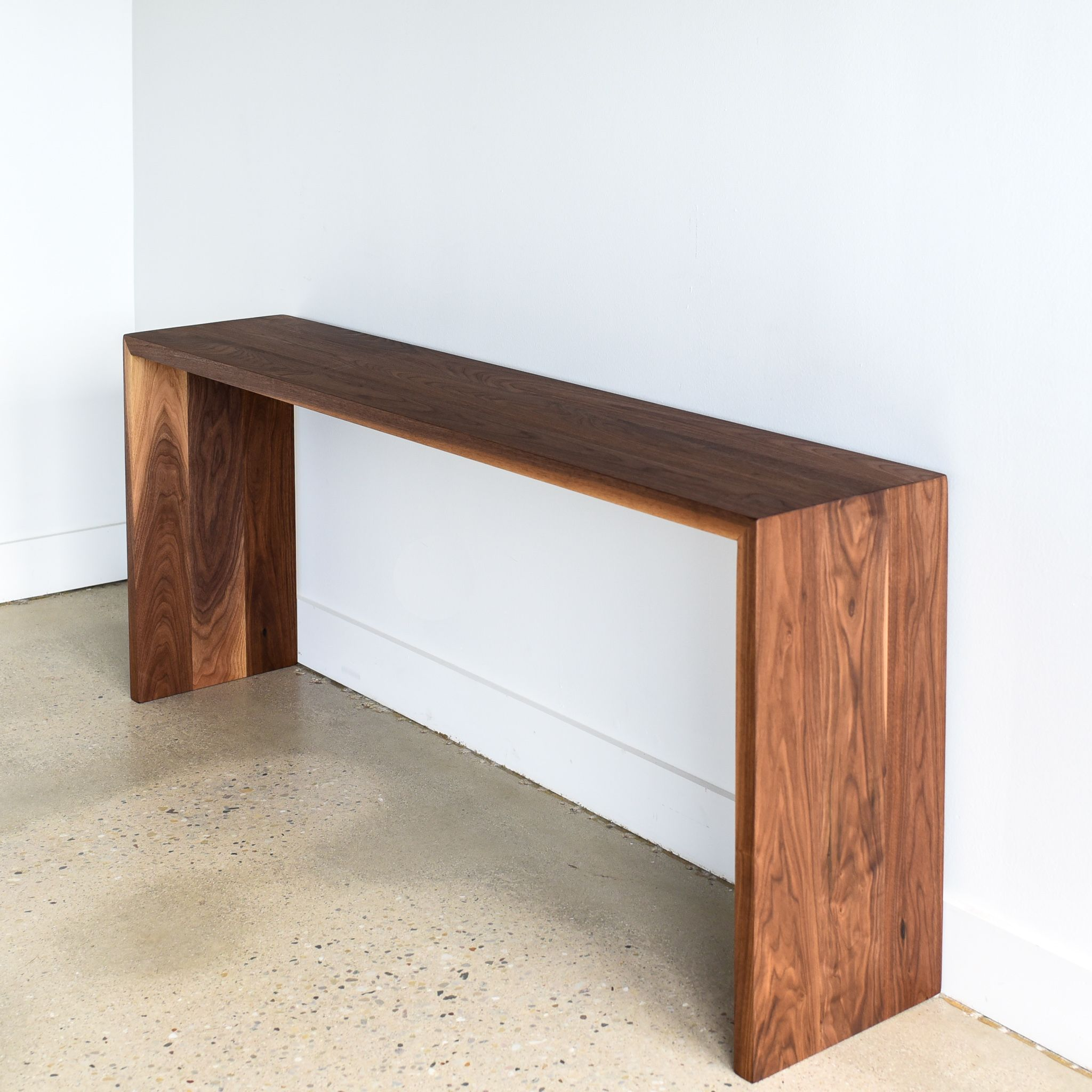 Google Image Result For Https Images Squarespace Cdn Com Content V1 5250c5ece4b0b7fca75 In 2020 Wood Console Table Modern Console Tables Reclaimed Wood Console Table