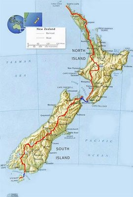 Te Araroa This Is New Zealand S Newest Long Distance Path From
