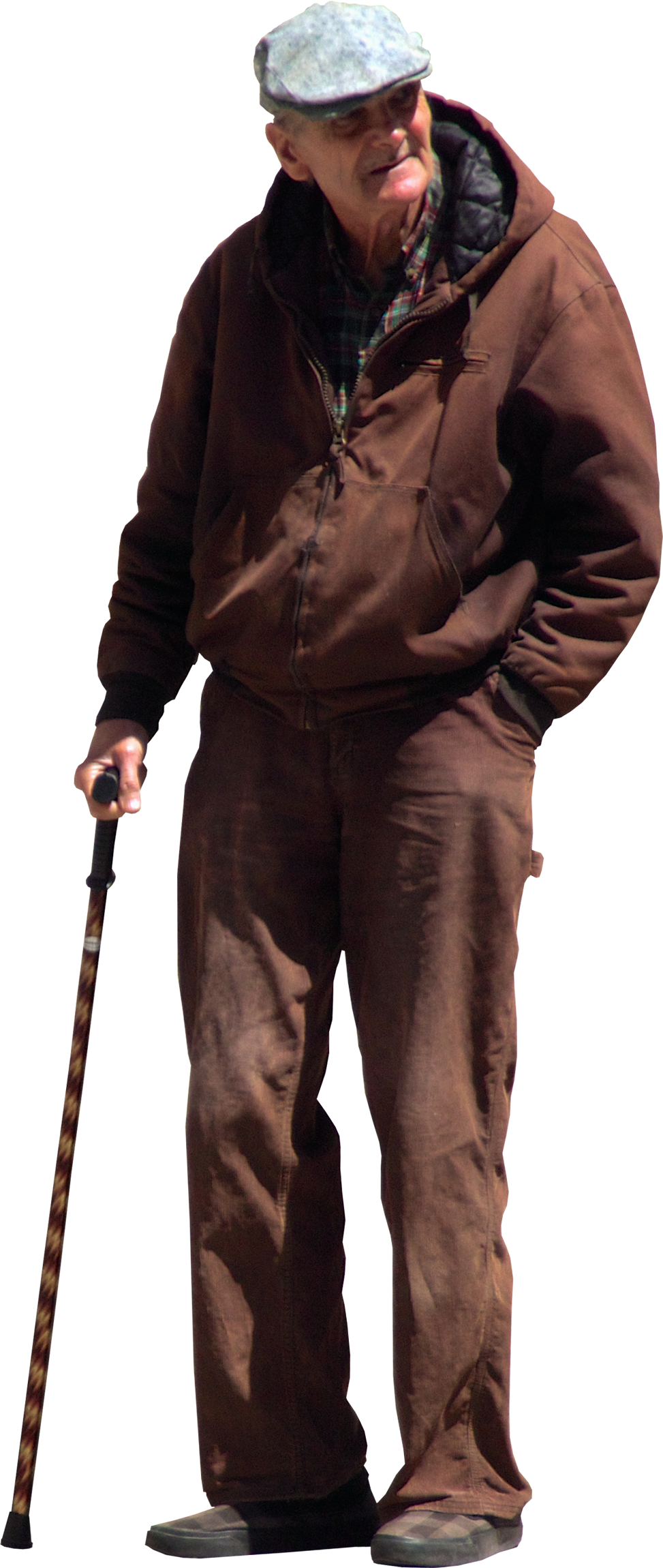 elderly man walking - photo #45
