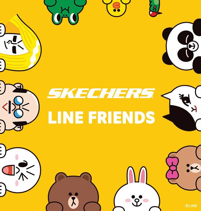 skechers characters
