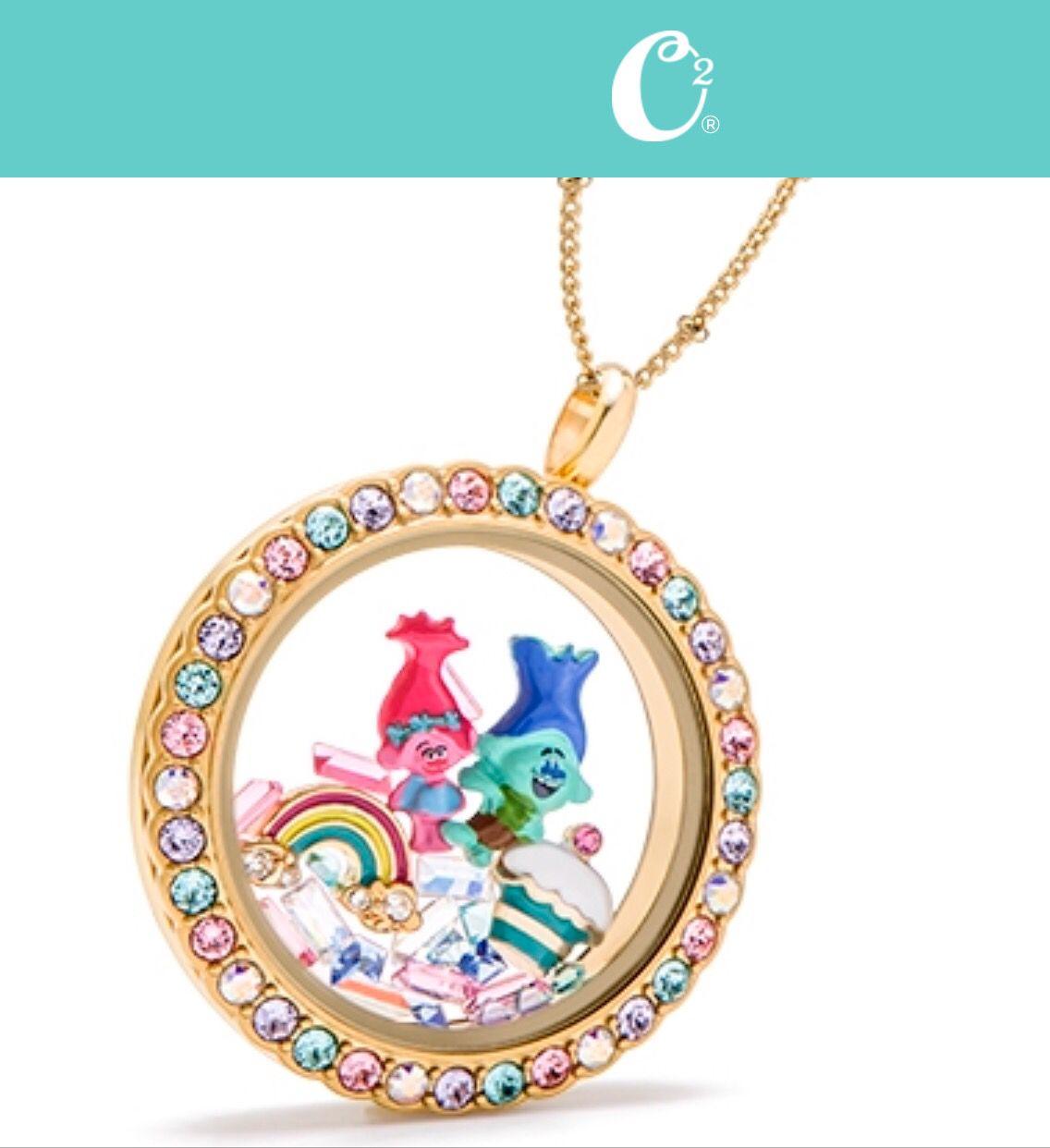 Pin by Ashley on Trolls | Charm jewelry, Custom jewelry ... - photo#12