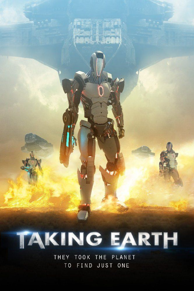 Taking Earth (2017) HDRip